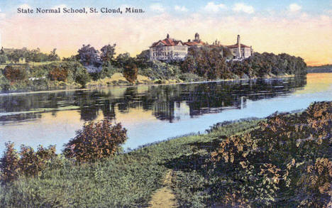 State Normal School, St. Cloud Minnesota, 1911
