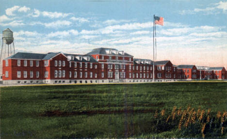 Veterans Hospital, St. Cloud Minnesota, 1942