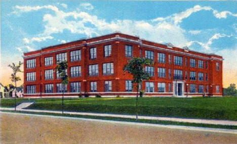 Technical High School, St. Cloud Minnesota, 1910's