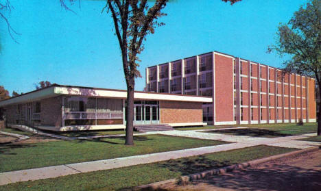 Helen Hill Residence Hall, St. Cloud State University, 1960's