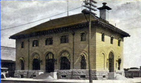 Federal Building, St. Cloud Minnesota, 1907