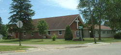 St John's Lutheran Church, Akeley Minnesota