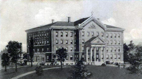 Derham Hall, College of St. Catherine, St. Paul Minnesota, 1910