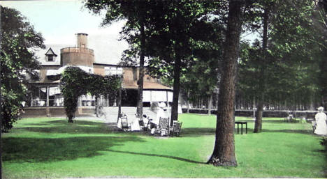 Town & Country Club, St. Paul Minnesota, 1900's
