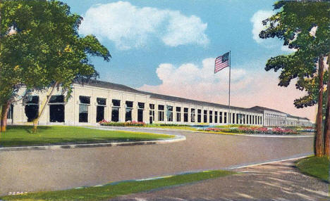 Ford Plant on River Drive, St. Paul Minnesota, 1920's?