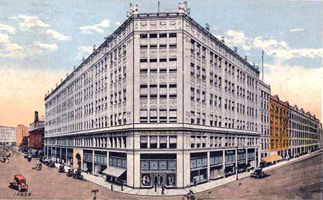 Hamm Building, St. Paul Minnesota, 1923