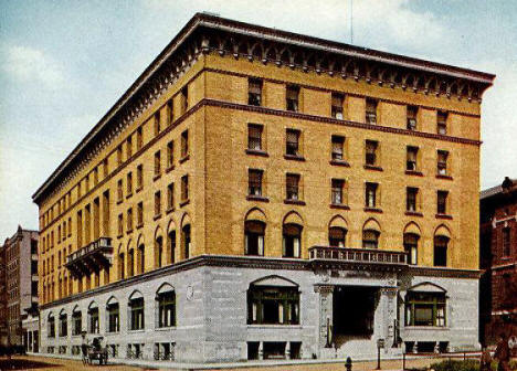 YMCA Building, St. Paul Minnesota, 1908