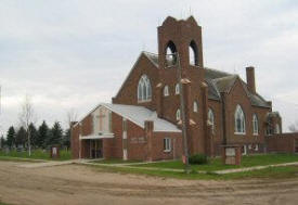 East Zion Church, Starbuck Minnesota