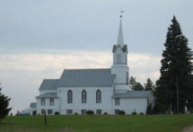 St. Johns Lutheran Church, Starbuck Minnesota