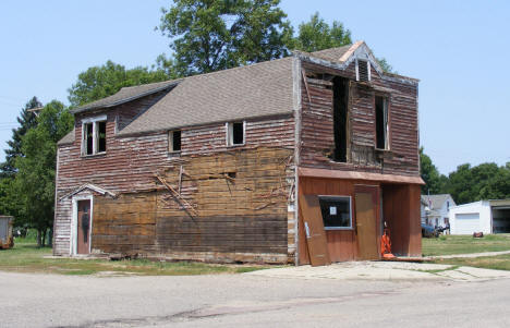 Former Post Office, Steen Minnesota, 2012