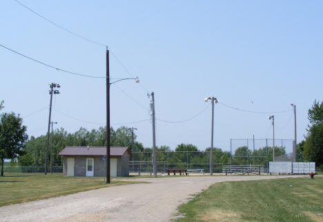 Ballpark, Steen Minnesota, 2012