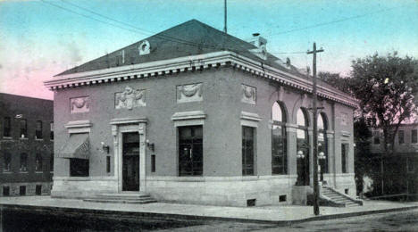 Post Office, Stillwater Minnesota, 1911