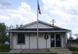 US Post Office, Strandquist Minnesota