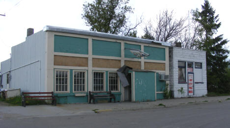 Cafe, Strandquist Minnesota, 2008