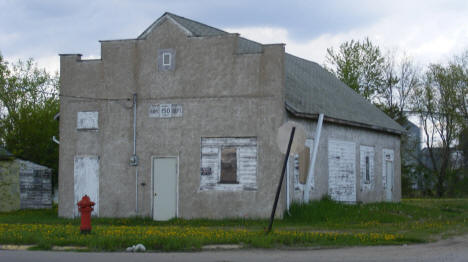 Old County Highway Department Building, Strandquist Minnesota, 2008