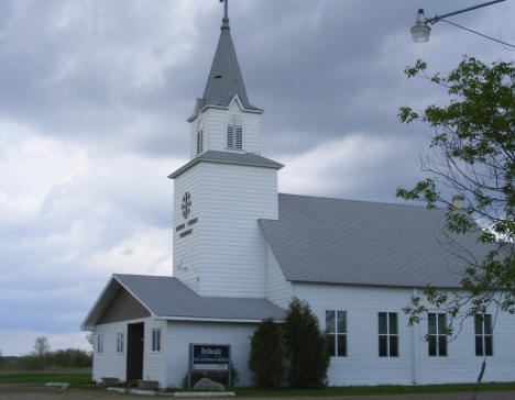 Bethesda Lutheran Church, Strandquist Minnesota, 2008