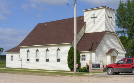 Grace Evangelical Church, Strathcona Minnesota, 2009