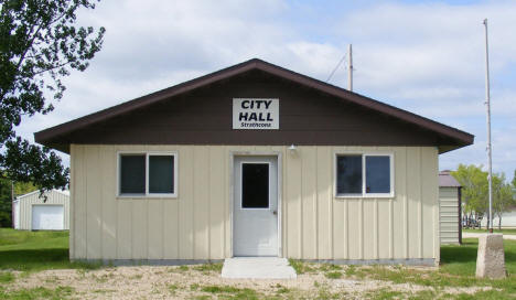 City Hall, Strathcona Minnesota, 2009