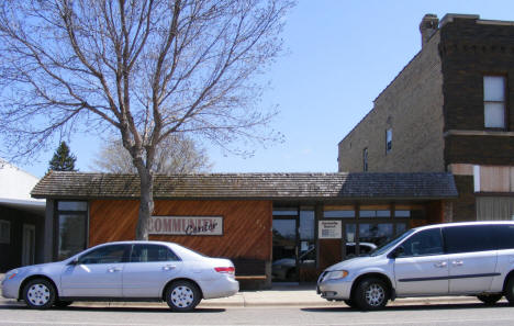 City Hall, Community Center and Library, Swanville Minnesota, 2009