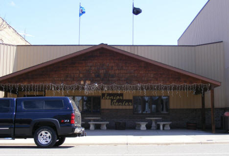 Senior Center, Swanville Minnesota, 2009