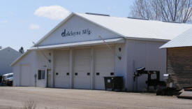 Delclayna Manufacturing, Swanville Minnesota