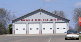 Swanville Rural Fire Association, Swanville Minnesota