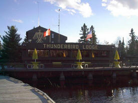 Thunderbird Lodge, International Falls Minnesota