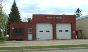 Village of Taconite Garage
