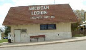 American Legion in Taconite Minnesota