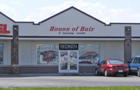 House of Hair, Thief River Falls Minnesota