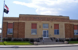 US Post Office, thief River Falls Minnesota