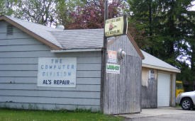 Al's Repair, Thief River Falls Minnesota