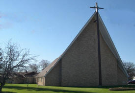 Redeemer Lutheran Church, Thief River Falls Minnesota