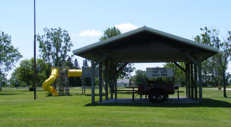 Roy Johnson Memorial Park, Tintah Minnesota, 2008