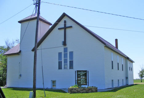 Tintah Congregational Church, Tintah Minnesota, 2008