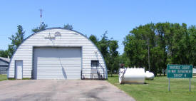 Traverse County Garage, Tintah Minnesota
