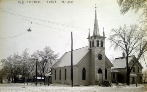 Methodist Episcopal Church, Tracy Minnesota, 1910's