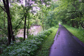 Cannon Valley Trail, Cannon Falls Minnesota
