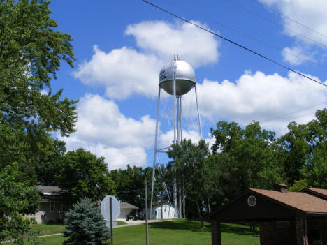 Water Tower, Twin Lakes Minnesota, 2010