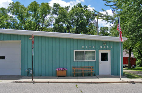 City Hall, Twin Lakes Minnesota, 2010