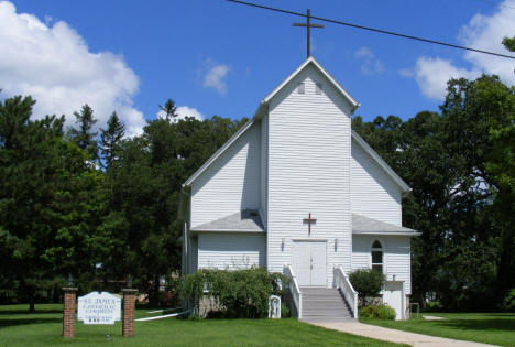 St. James Catholic Church, Twin Lakes Minnesota, 2010
