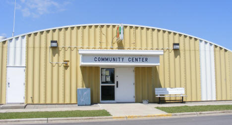 Community Center, Twin Valley Minnesota, 2008
