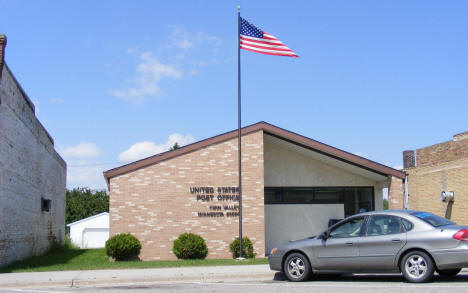 Post Office, Twin Valley Minnesota, 2008