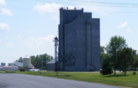 Grain elevators, Twin Valley Minnesota, 2008