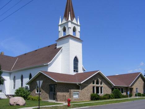 Zion Lutheran Church, Twin Valley Minnesota, 2008