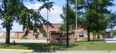 Norman County East High School, Twin Valley Minnesota, 2008