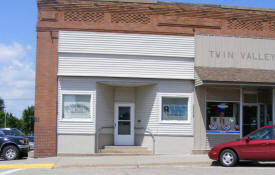 Twin Valley-Flom Credit Union, Twin Valley Minnesota