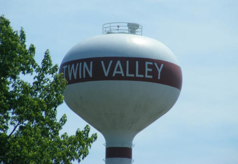 Water Tower, Twin Valley Minnesota, 2008