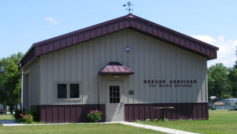 Rescue Services Building, Twin Valley Minnesota, 2008