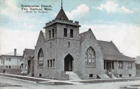 Presbyterian Church, Two Harbors, Minnesota, 1910